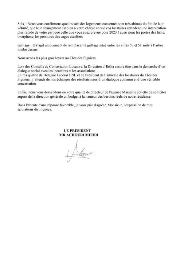 Amicale Du Clos Des Figuiers Actualites La Gazette